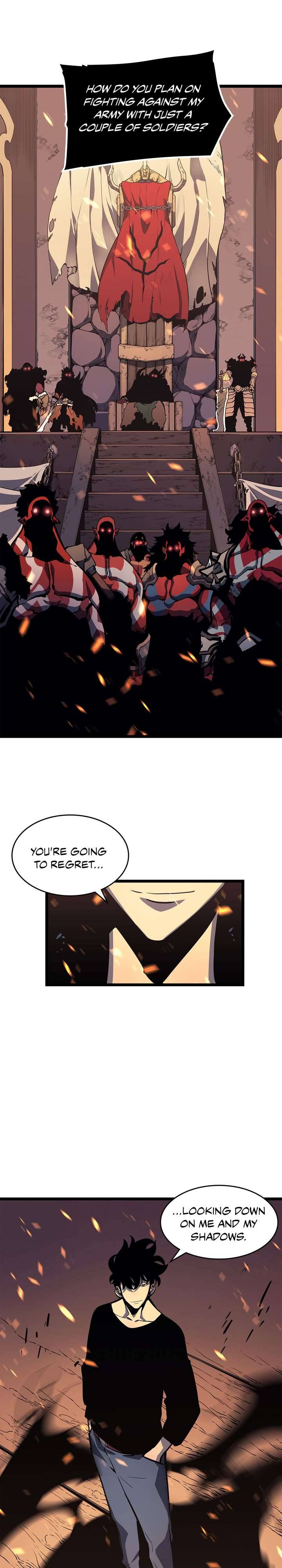 Solo Leveling Chapter 73 Page 13