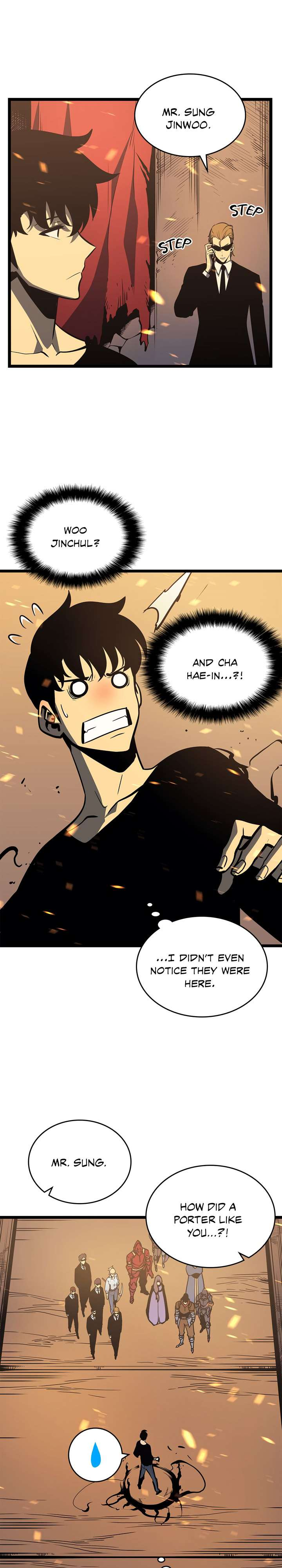Solo Leveling Chapter 75 Page 19