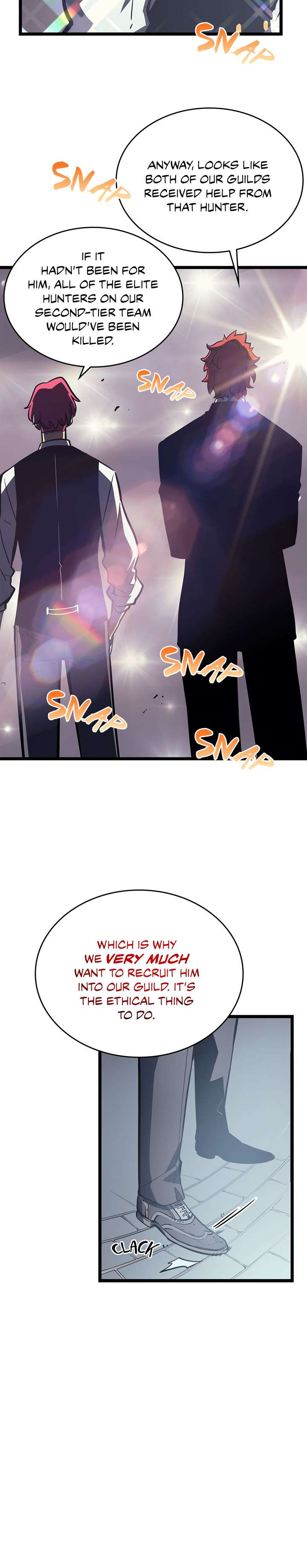 Solo Leveling Chapter 76 Page 18