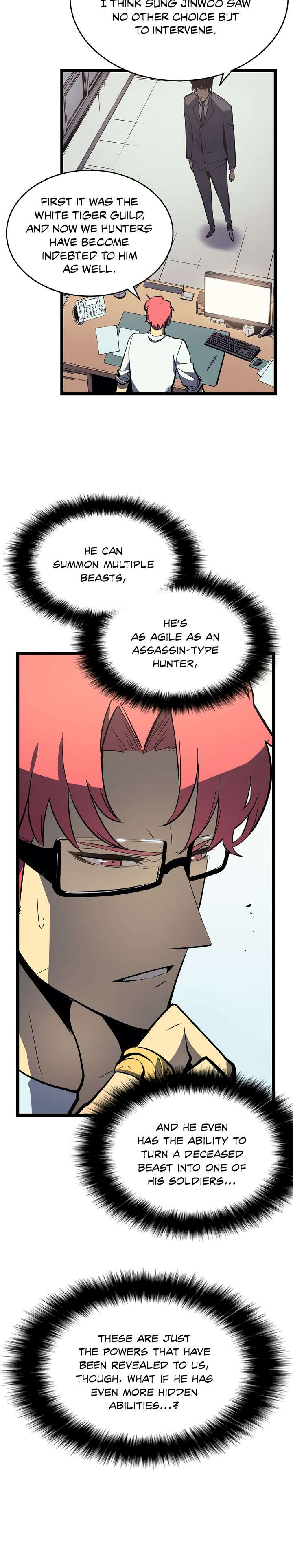 Solo Leveling Chapter 76 Page 8