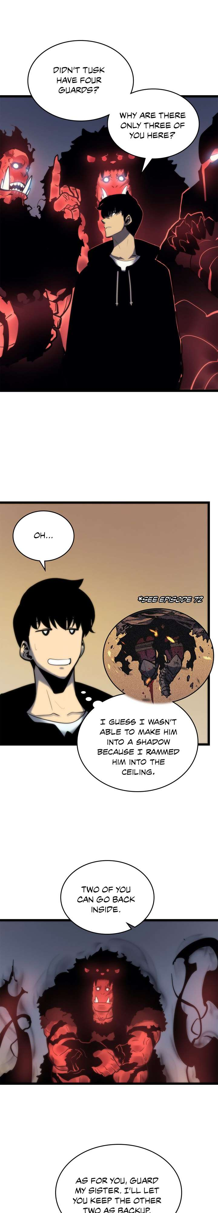 Solo Leveling Chapter 80 Page 3
