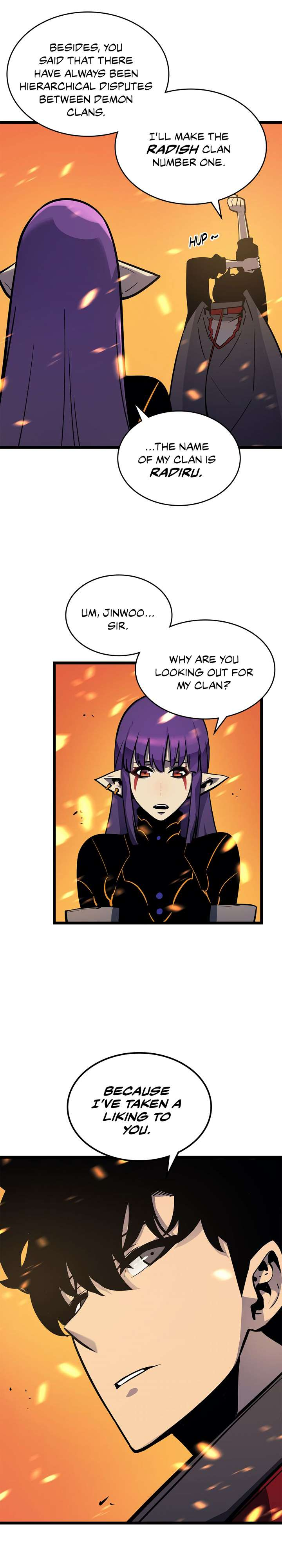 Solo Leveling Chapter 84 Page 29