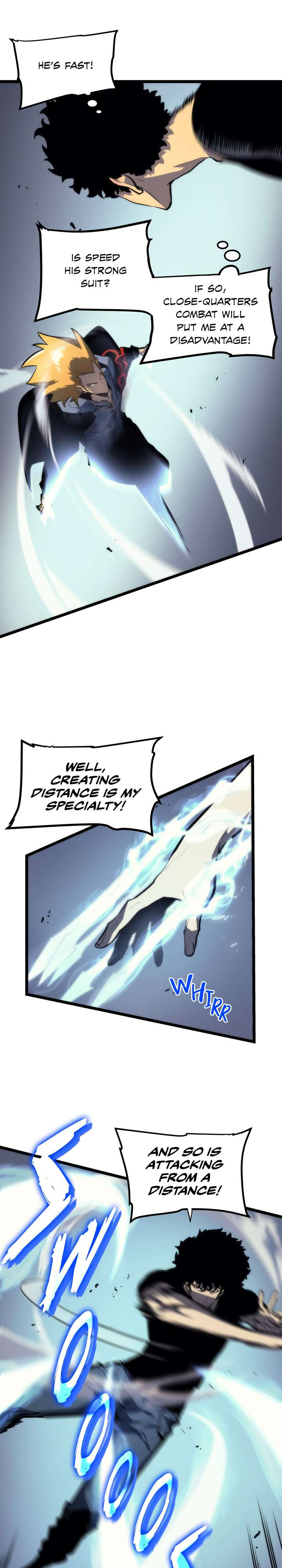 Solo Leveling Chapter 92 Page 7