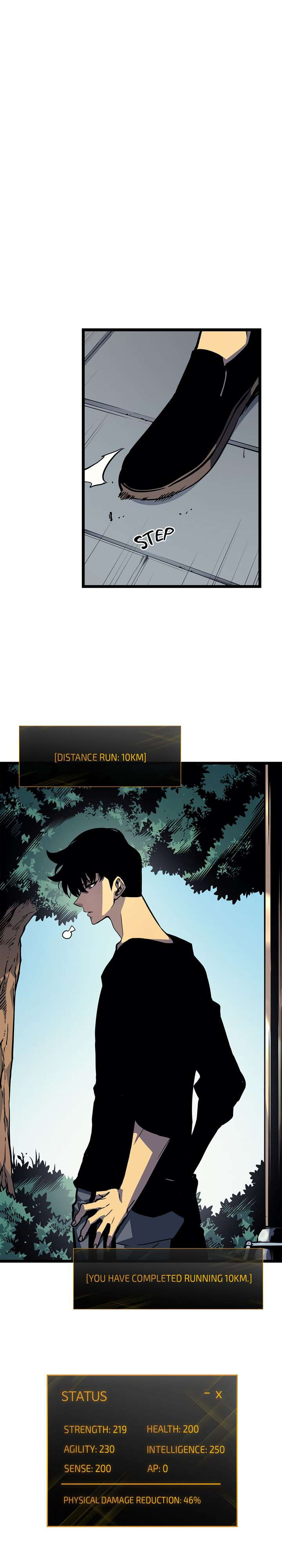 Solo Leveling Chapter 96 Page 12