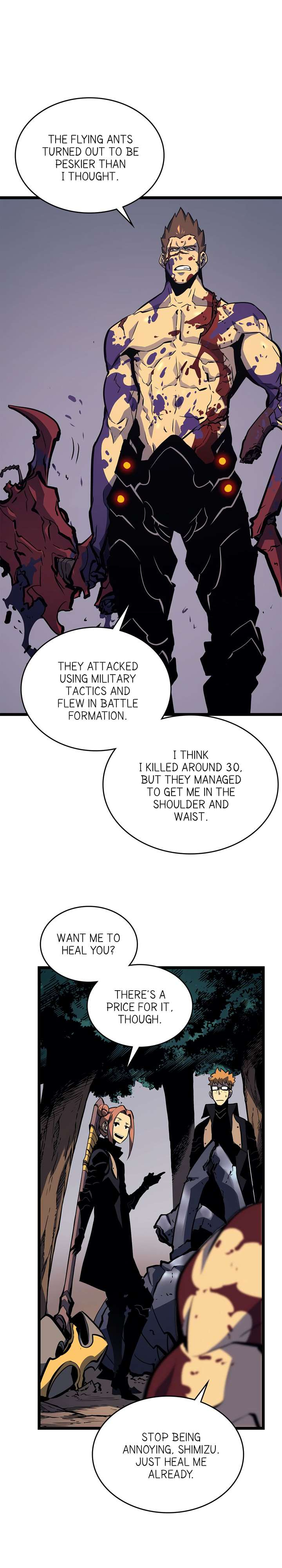 Solo Leveling Chapter 96 Page 23