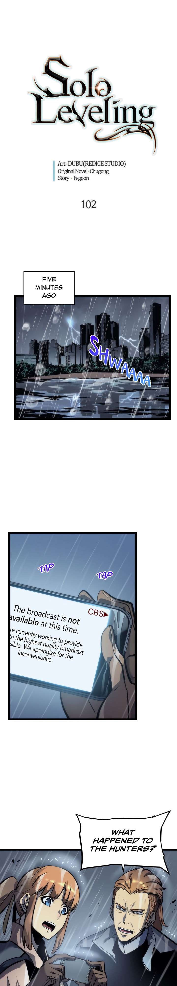 Solo Leveling Chapter 102 Page 3