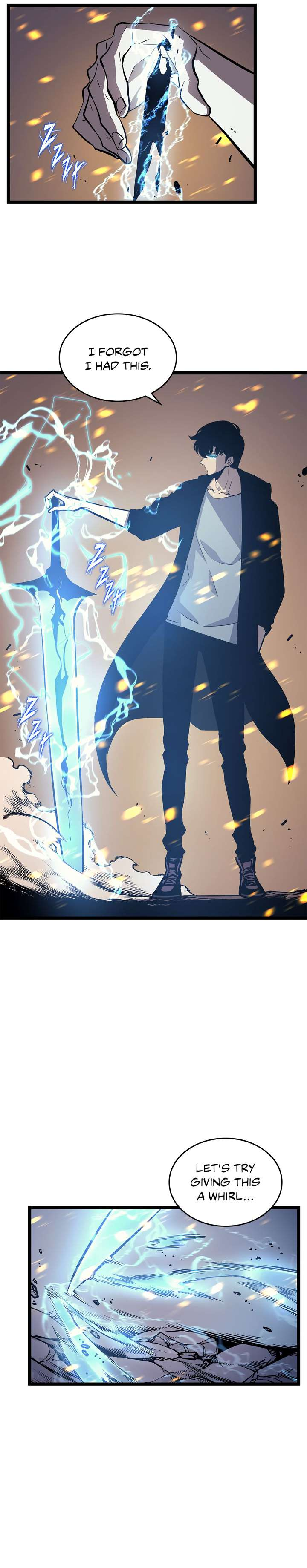 Solo Leveling Chapter 105 Page 23