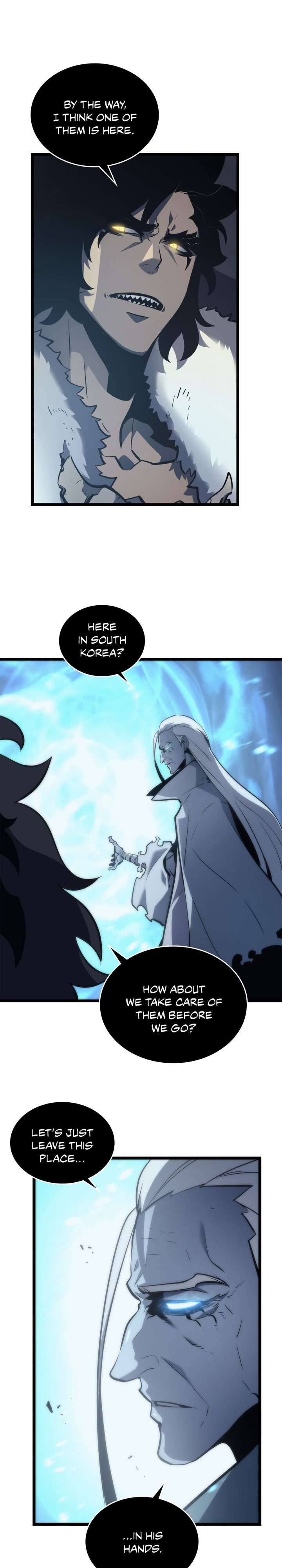 Solo Leveling Chapter 107 Page 26