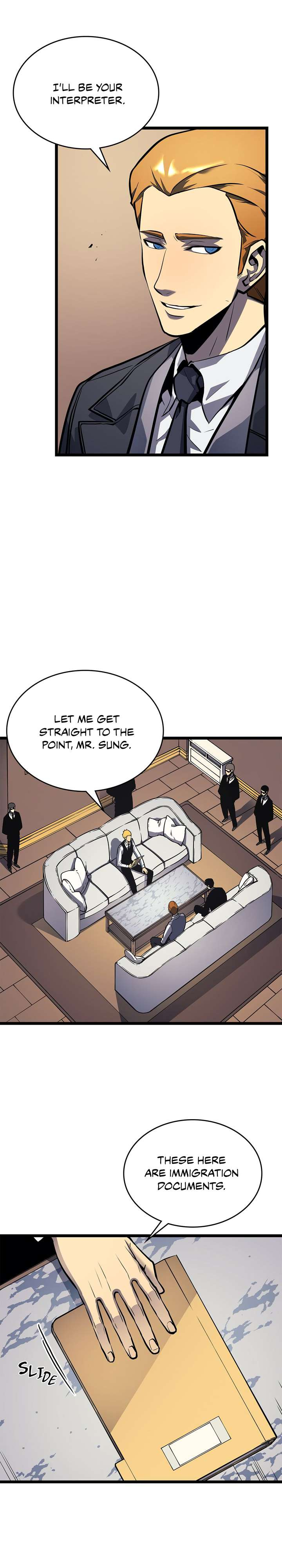 Solo Leveling Chapter 108 Page 30