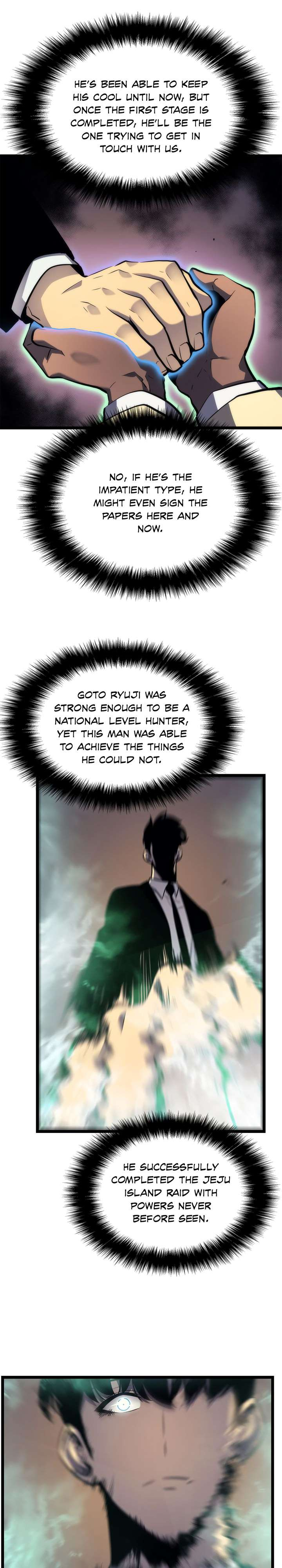 Solo Leveling Chapter 109 Page 13