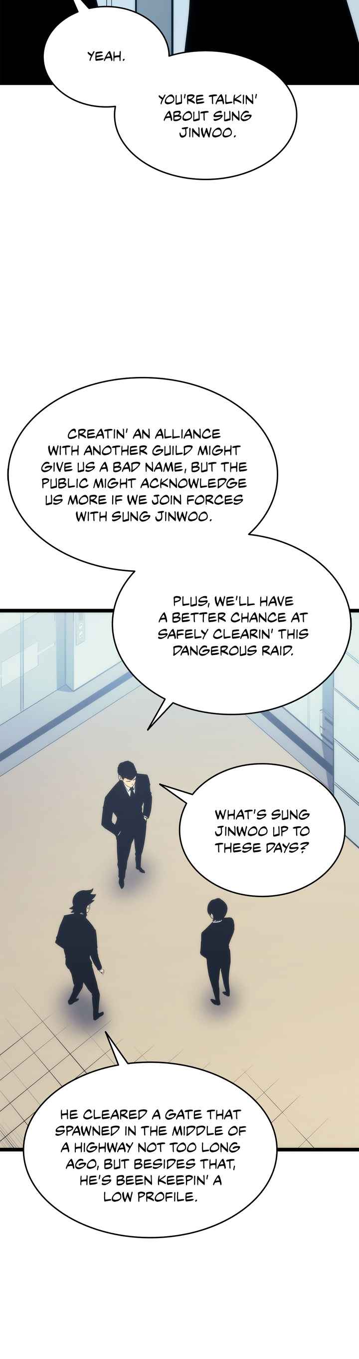 Solo Leveling Chapter 116 Page 6
