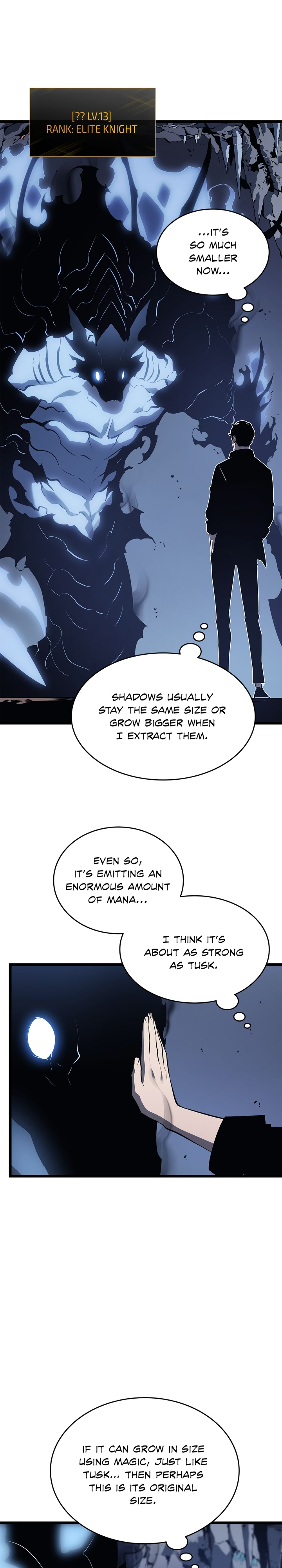Solo Leveling Chapter 122 Page 28