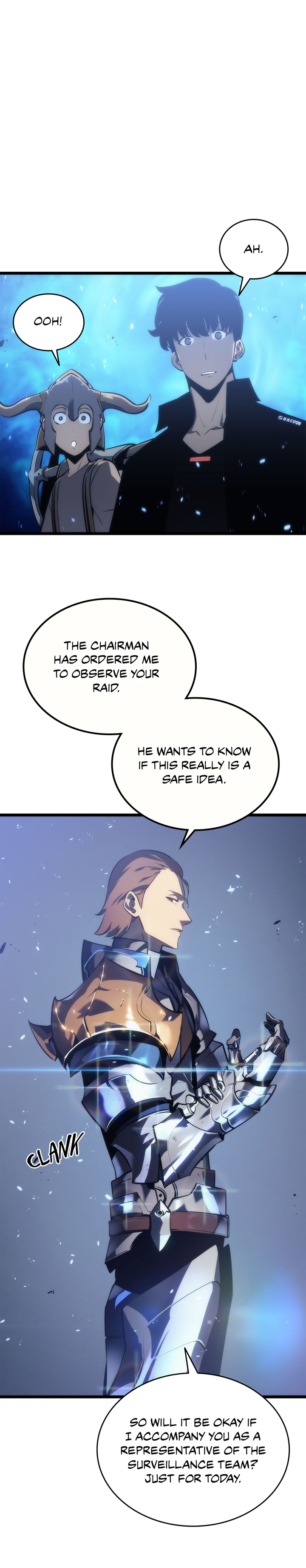 Solo Leveling Chapter 122 Page 7