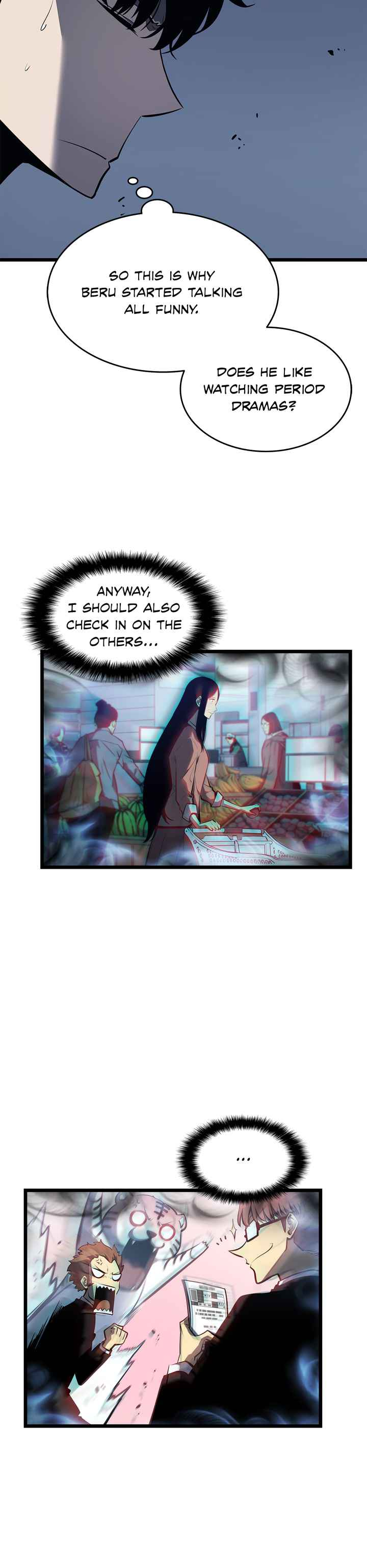 Solo Leveling Chapter 123 Page 33