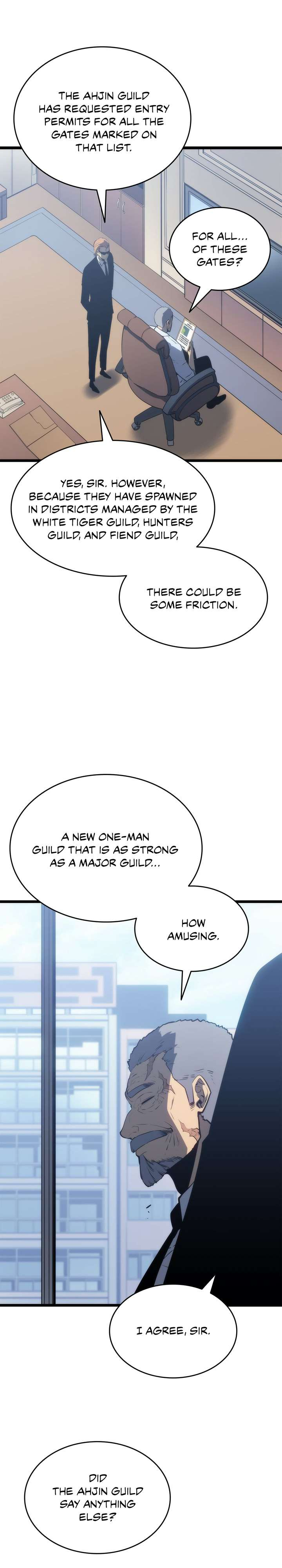 Solo Leveling Chapter 125 Page 7