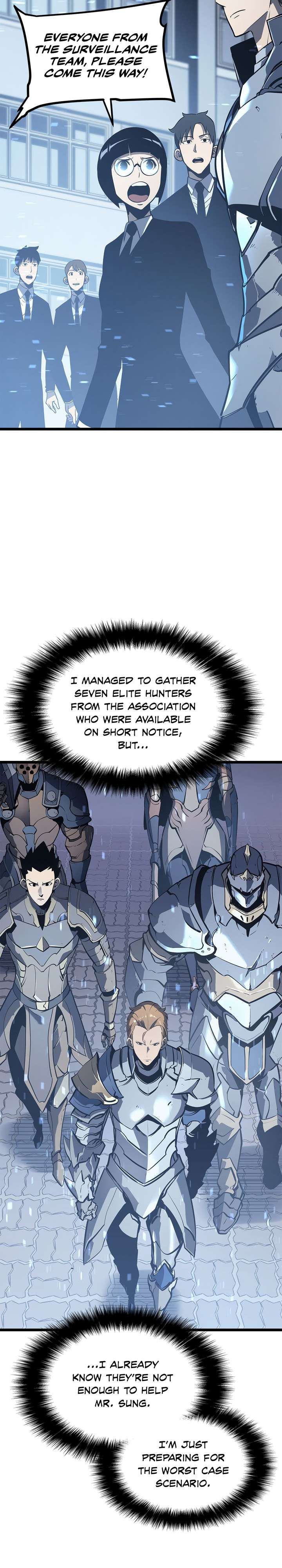 Solo Leveling Chapter 127 Page 2