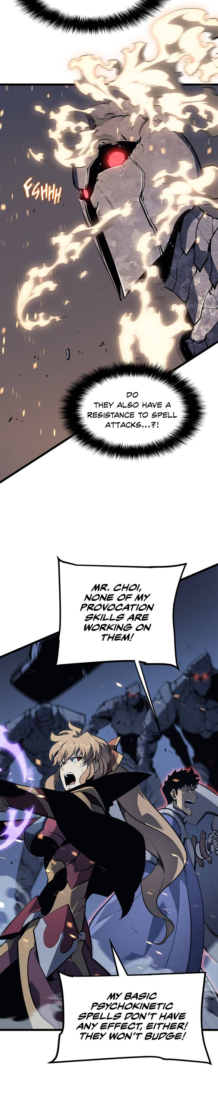 Solo Leveling Chapter 129 Page 18