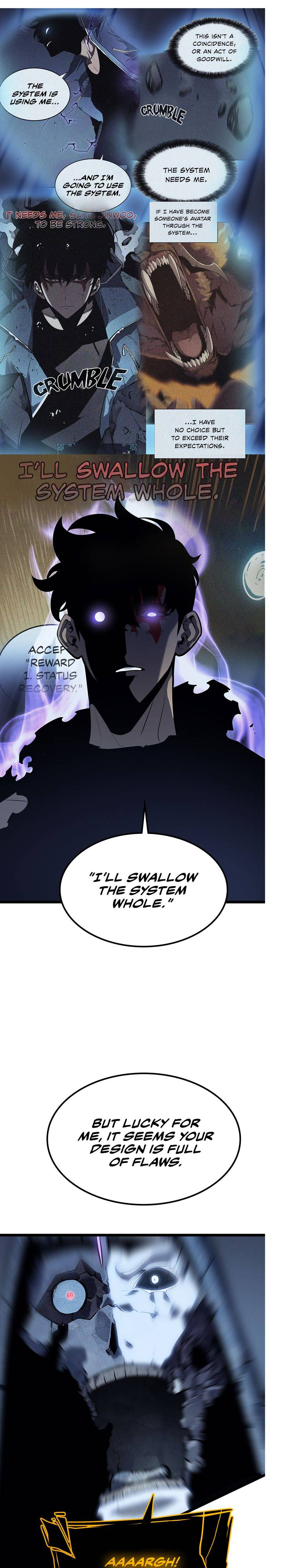 Solo Leveling Chapter 130 Page 34