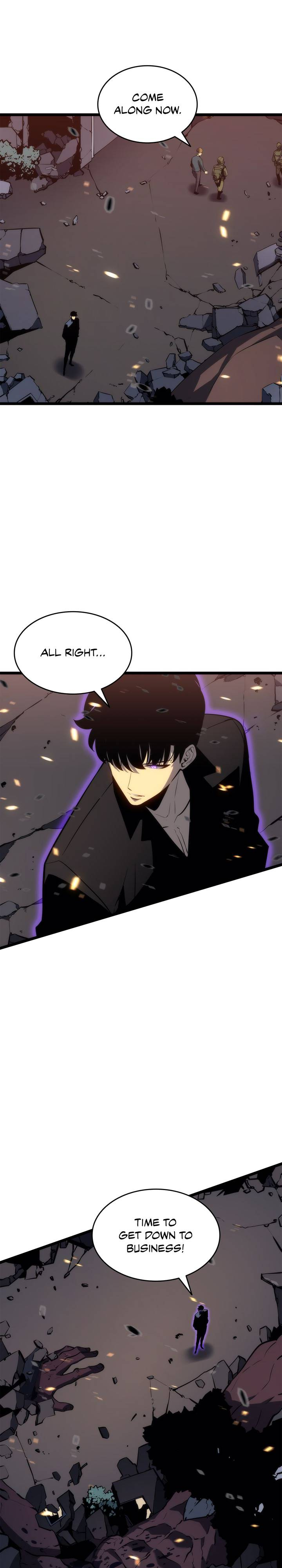 Solo Leveling Chapter 134 Page 34