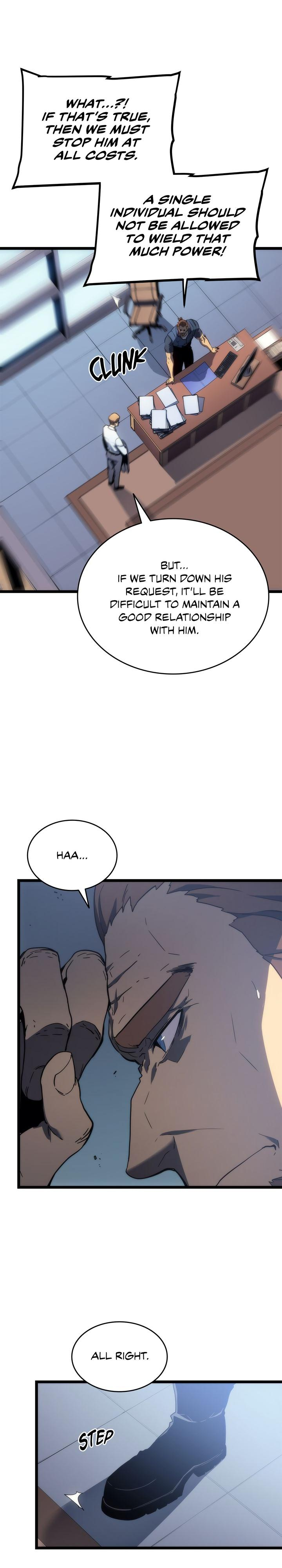 Solo Leveling Chapter 142 Page 26