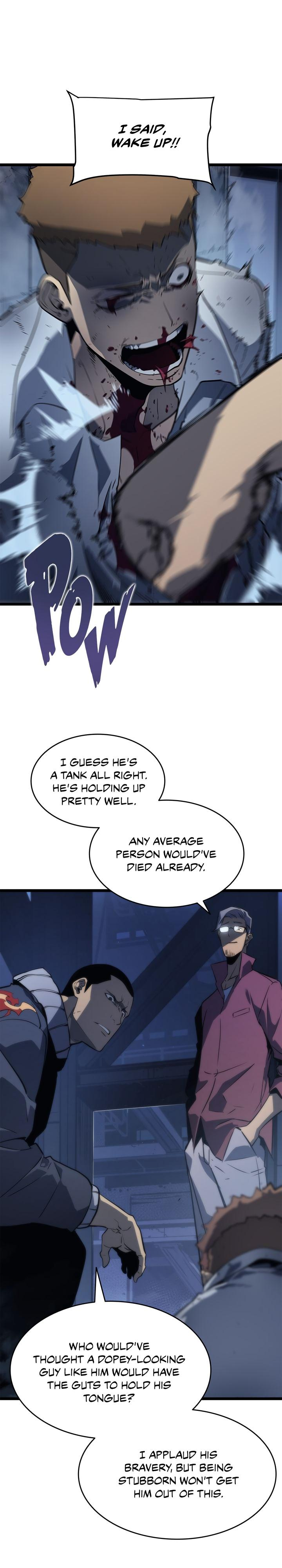 Solo Leveling Chapter 144 Page 17