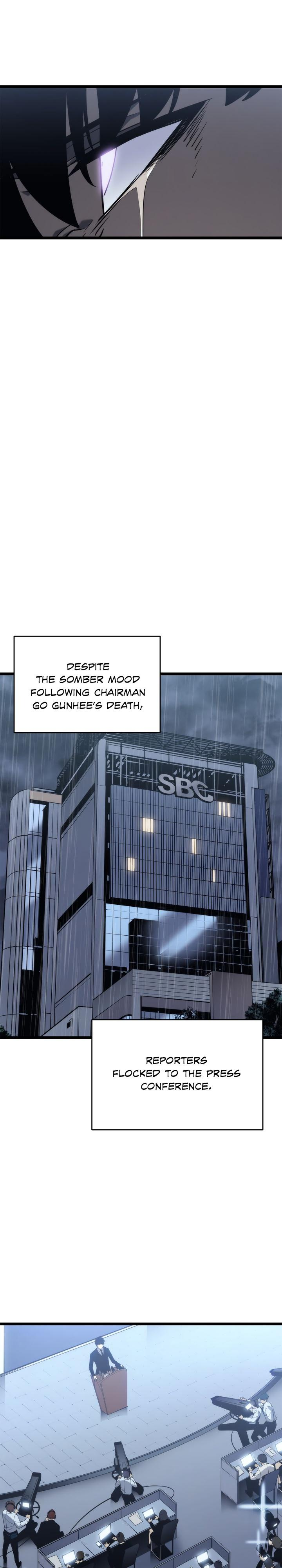 Solo Leveling Chapter 151 Page 45