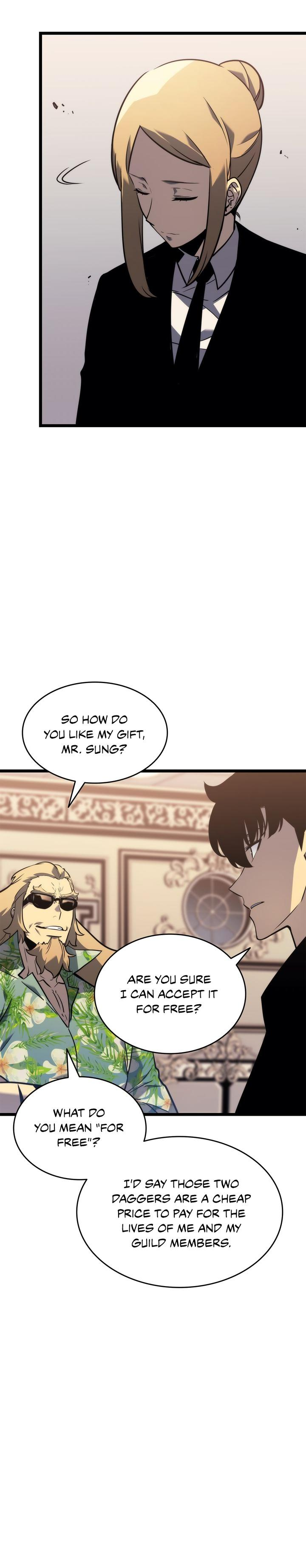 Solo Leveling Chapter 153 Page 29