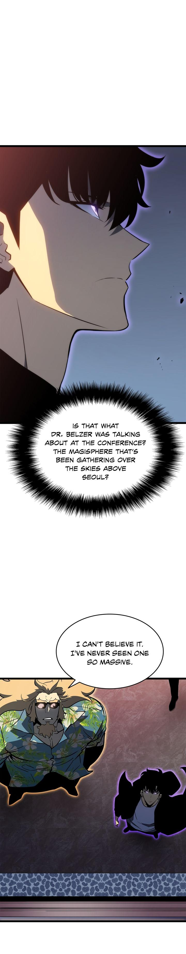 Solo Leveling Chapter 153 Page 33