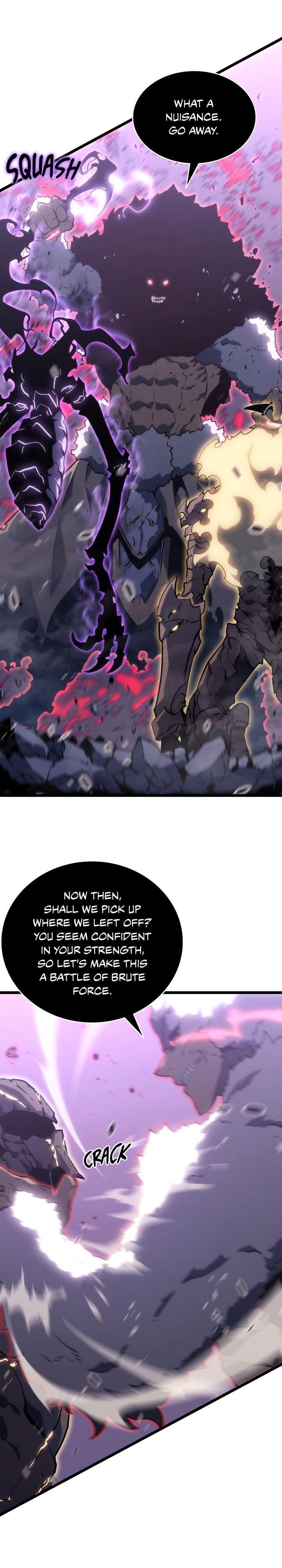Solo Leveling Chapter 157 Page 35