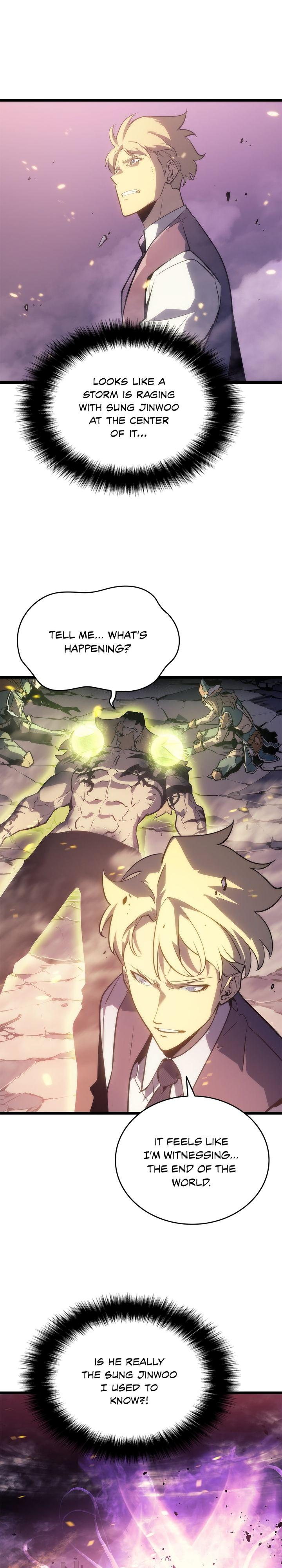 Solo Leveling Chapter 160 Page 3