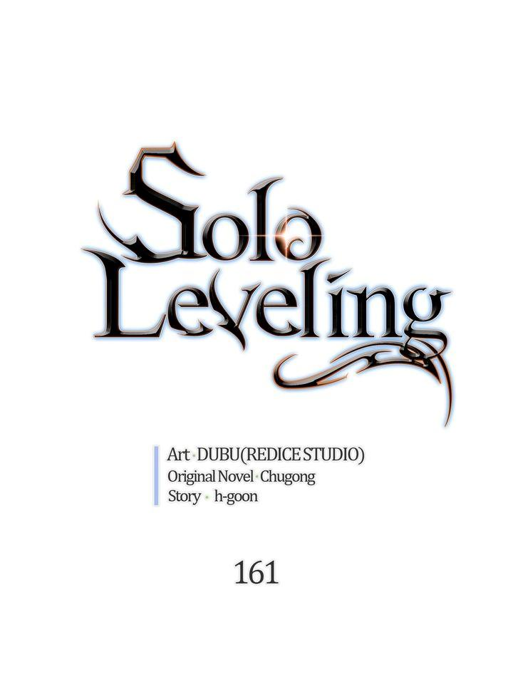 Solo Leveling Chapter 161 Page 1