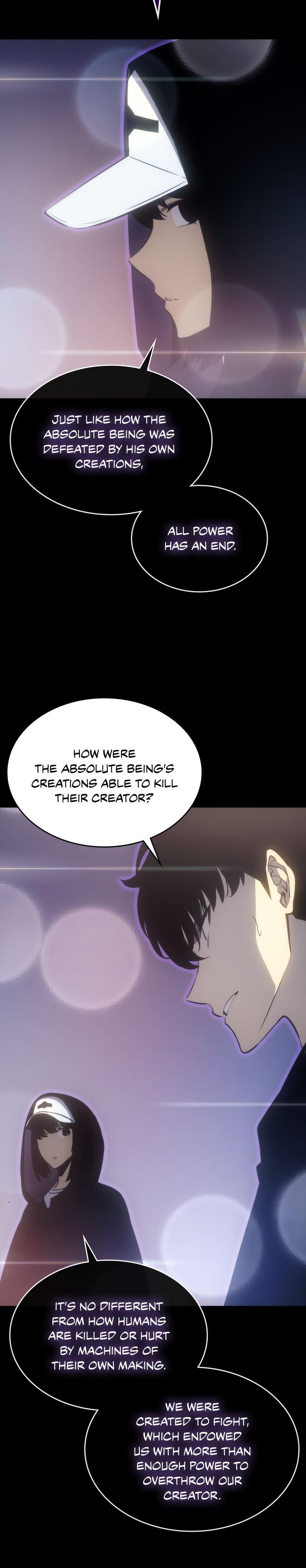 Solo Leveling Chapter 163 Page 31