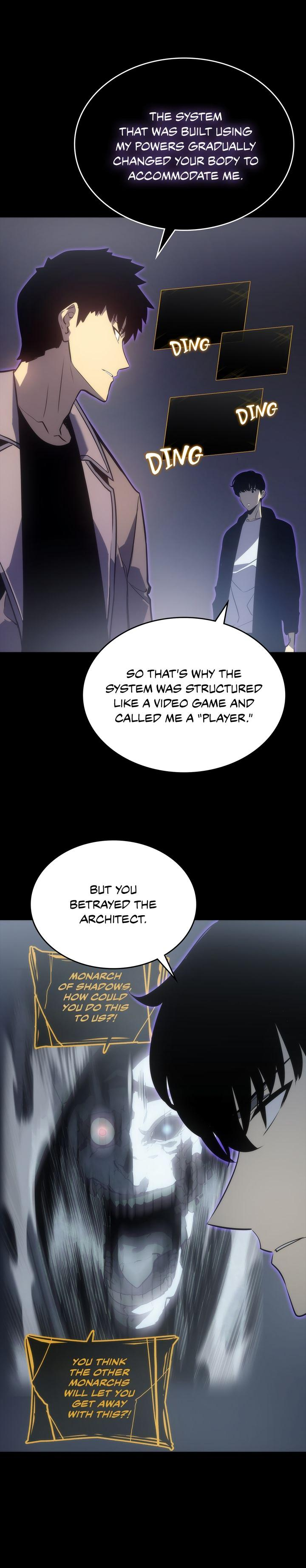 Solo Leveling Chapter 163 Page 39