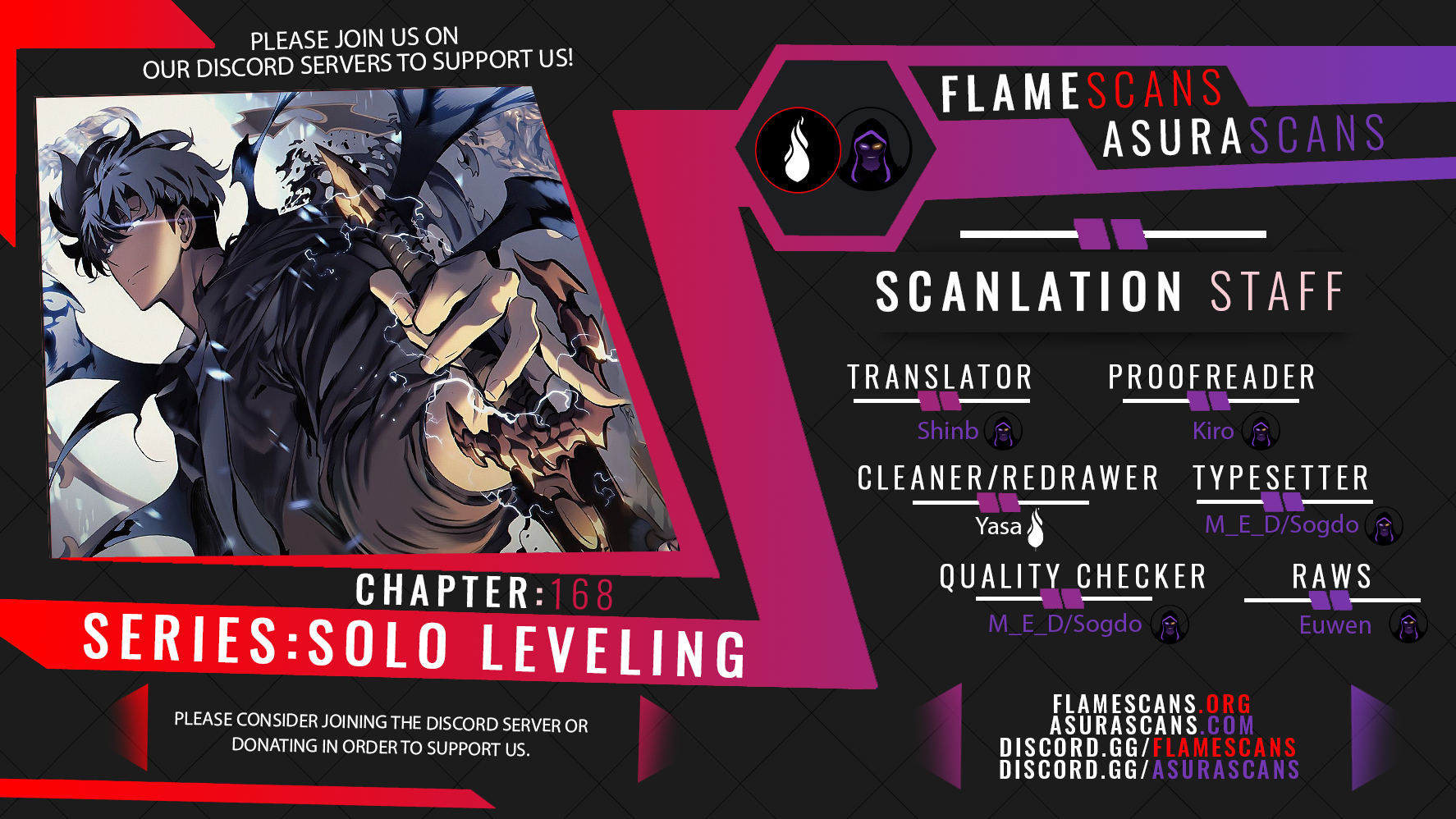 Solo Leveling Chapter 169 Page 20