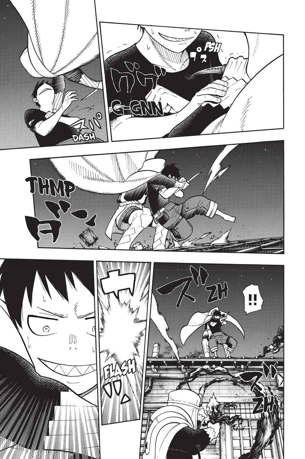 Enen no Shouboutai Chapter 46 Page 9