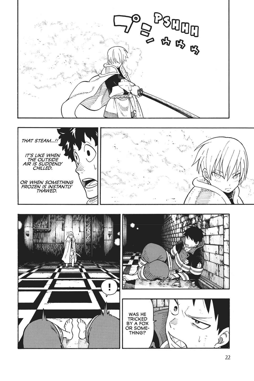 Enen no Shouboutai Chapter 79 Page 21
