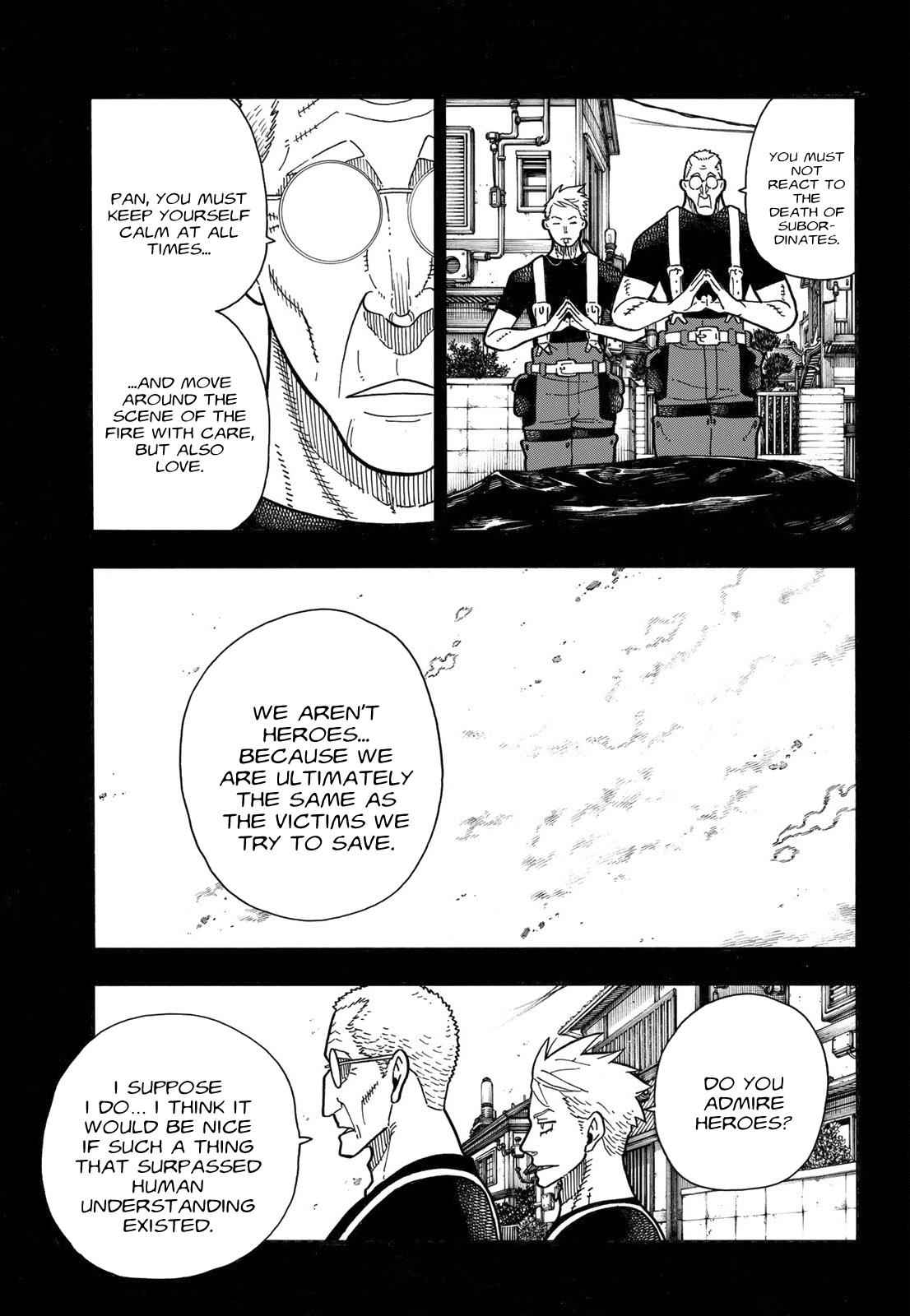 Enen no Shouboutai Chapter 174 Page 4