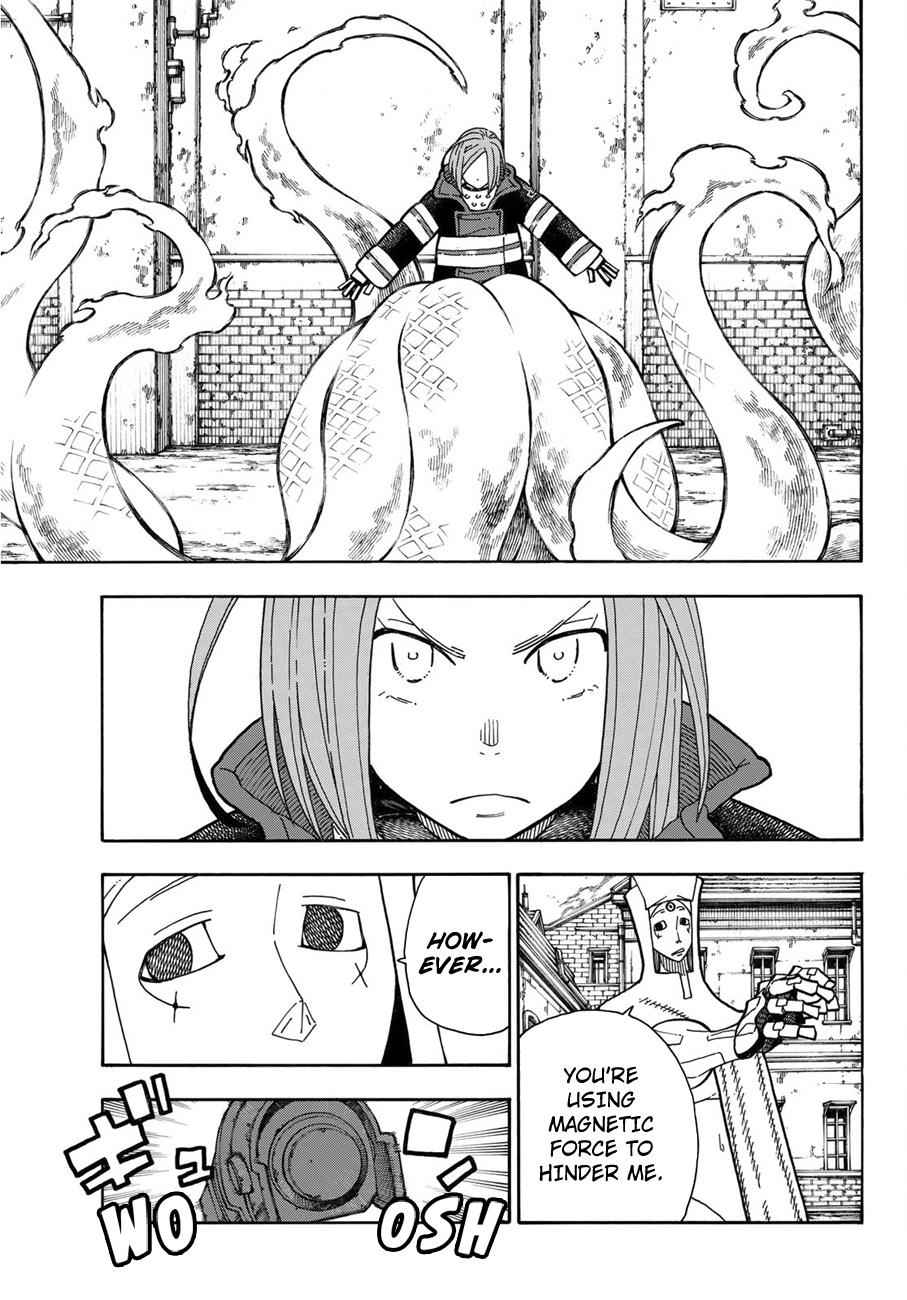 Enen no Shouboutai Chapter 185 Page 13