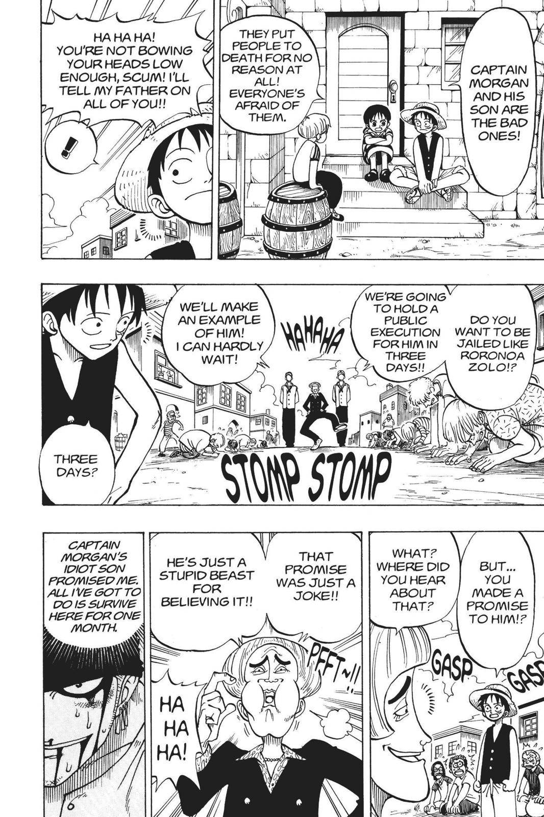 One Piece Chapter 3 Page 20