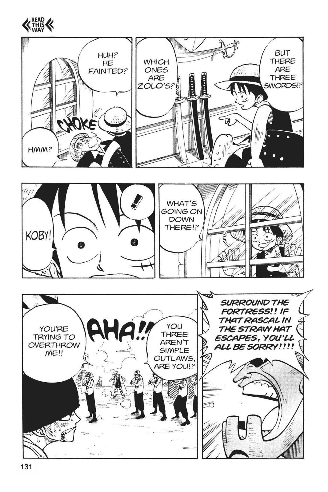 One Piece Chapter 5 Page 7