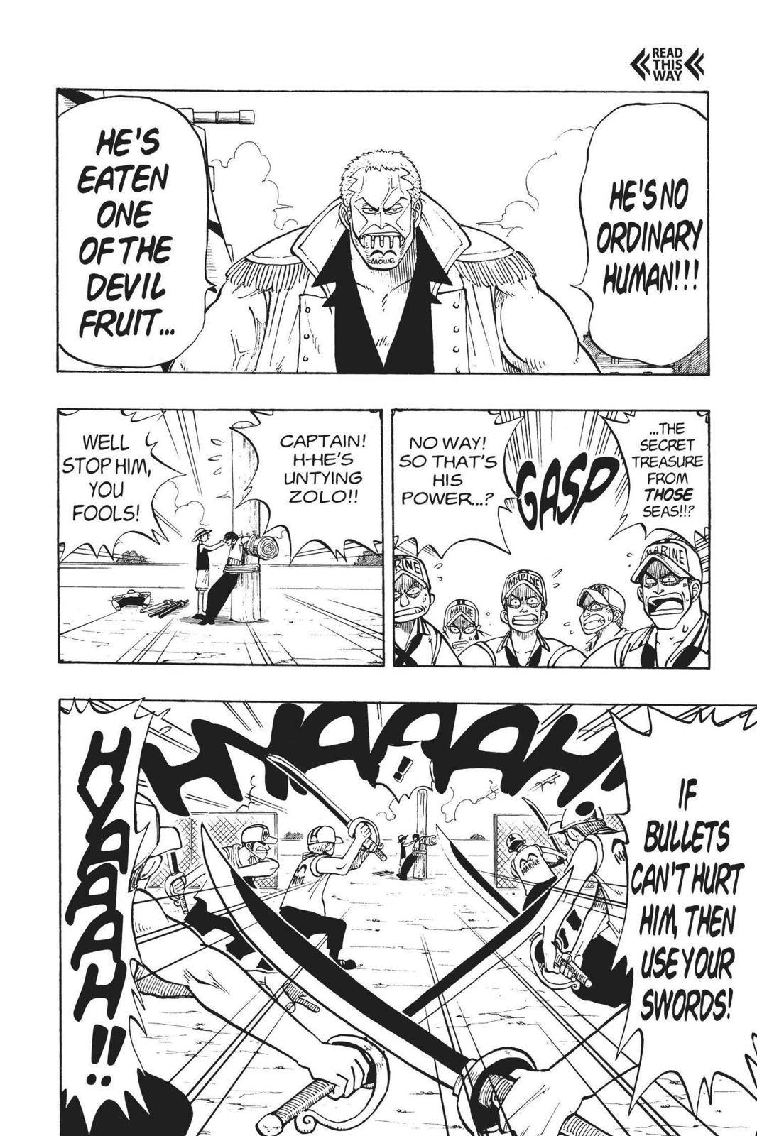 One Piece Chapter 6 Page 2
