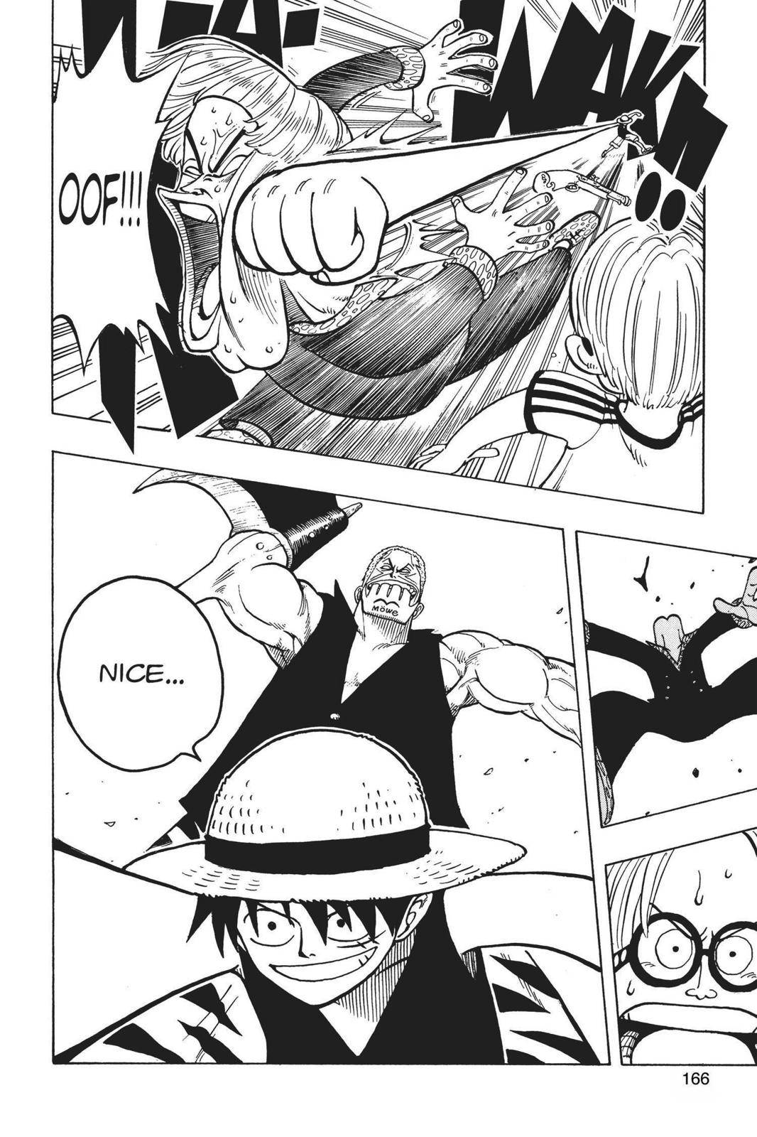 One Piece Chapter 6 Page 21