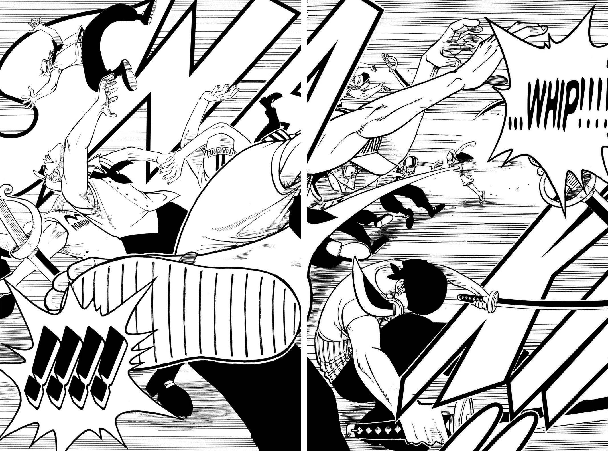 One Piece Chapter 6 Page 8