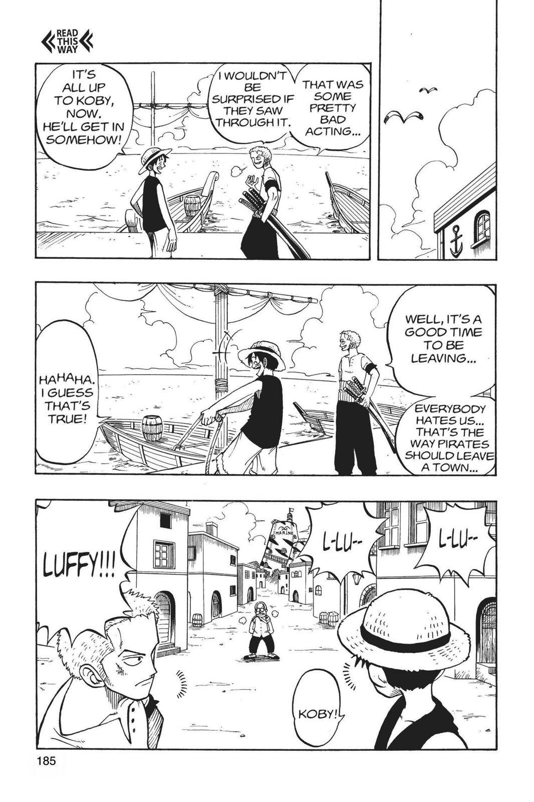 One Piece Chapter 7 Page 18