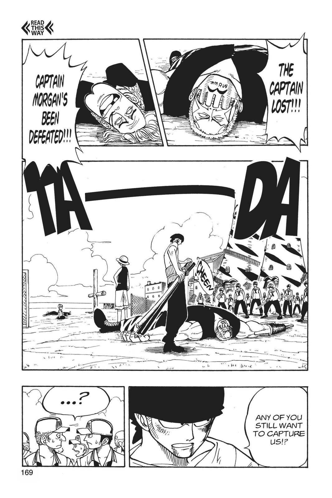 One Piece Chapter 7 Page 2