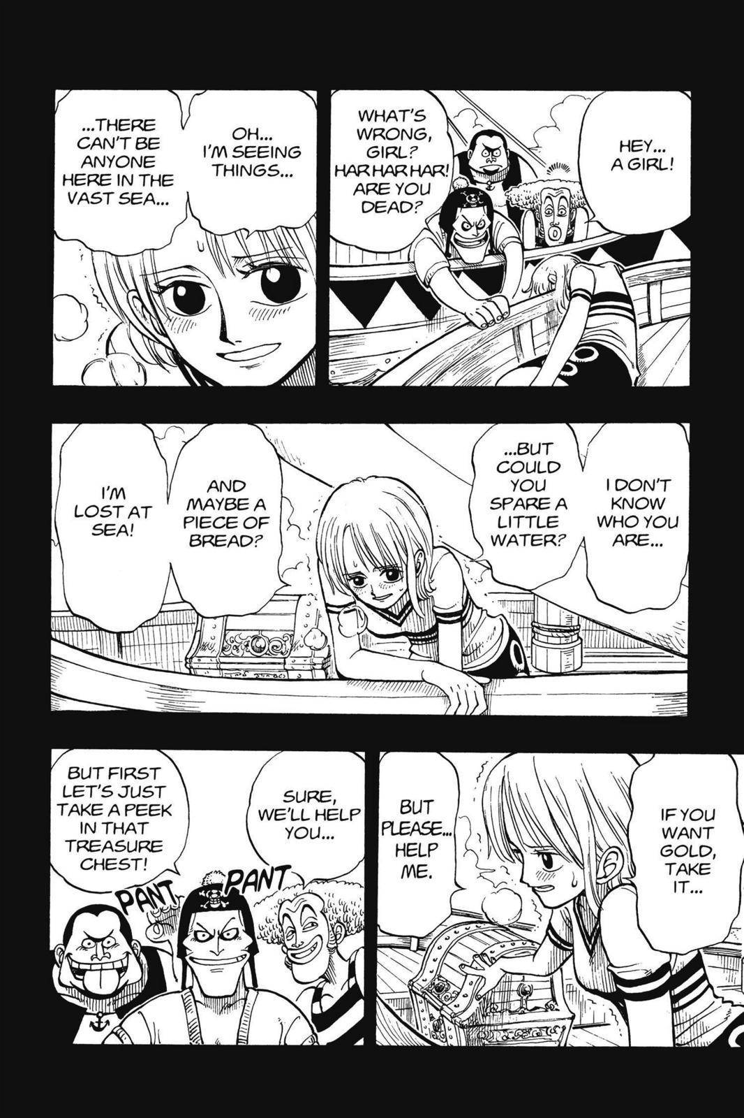 One Piece Chapter 8 Page 10