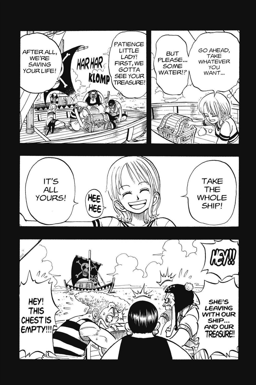 One Piece Chapter 8 Page 11