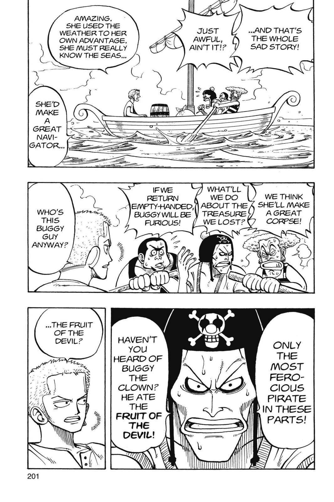 One Piece Chapter 8 Page 13