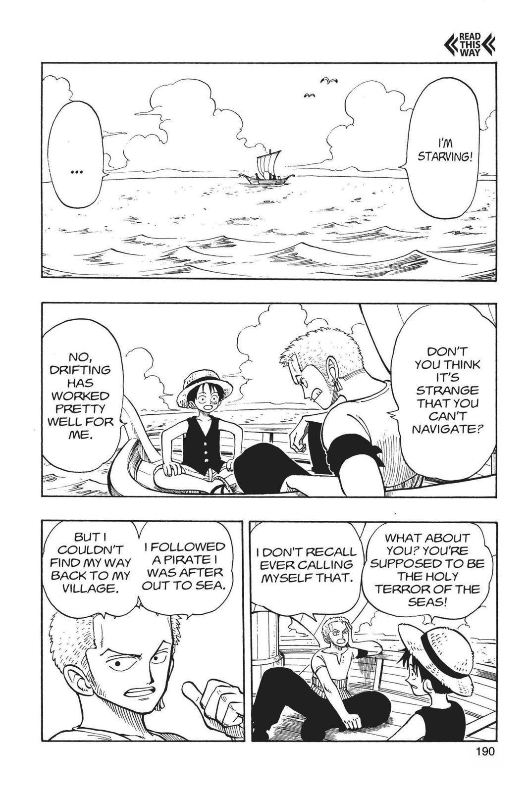 One Piece Chapter 8 Page 2