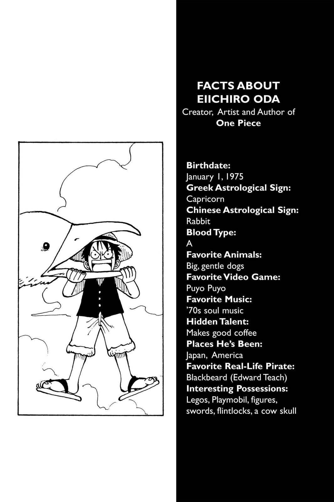 One Piece Chapter 8 Page 22